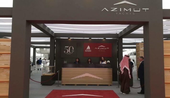 Azimut a Dubai