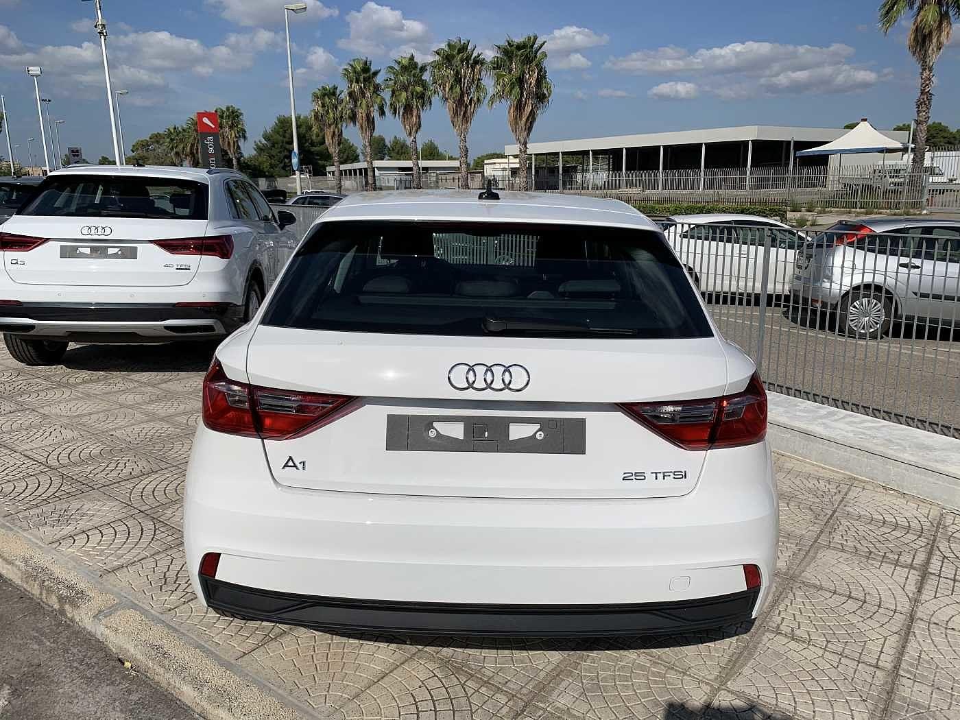 Audi A1 2ª serie SPB 25 TFSI